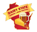 Dairy State Cheese and Beer Festival Logo